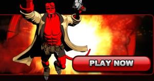 Hellboy- en spilleautomat med demoniske gevinster